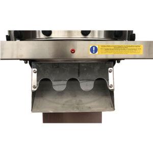 Plucking machine DIT55