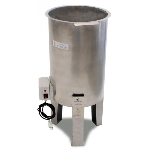 Cuve de mouillage avec maintien de la température  DIT LT 80