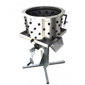 Rotary plucking machine DIT 55 GREEN