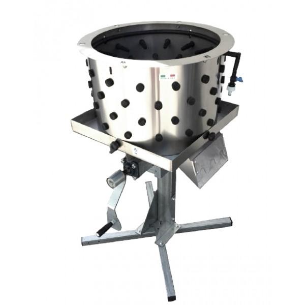 Rotary plucking machine DIT 55 GREEN | Spiumatrice