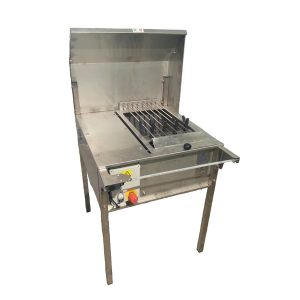 Rotary plucking machine DIT SP120