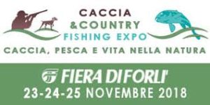 CACCIA & COUNTRY FISHING 2018